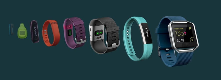 Sleep design of Fitbit