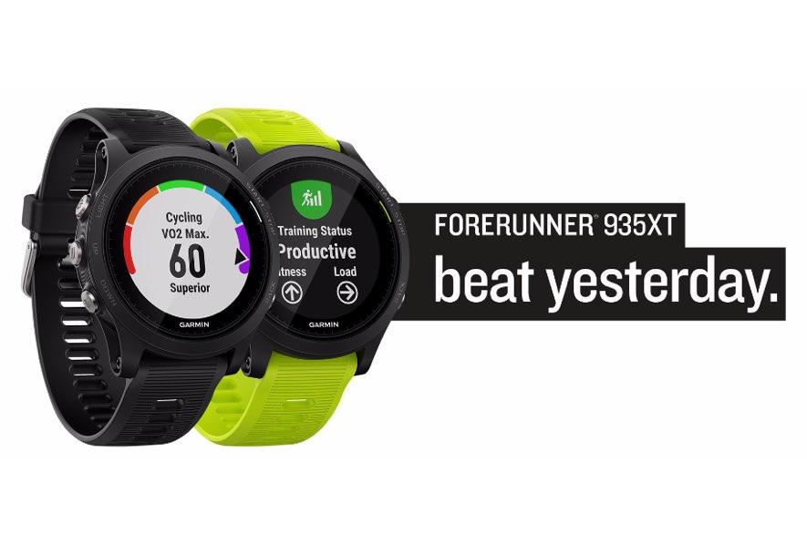garmin forerunner 935 triathlon watch