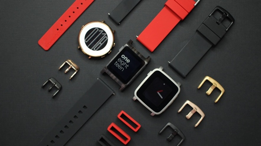 Pebble 2 smart watch