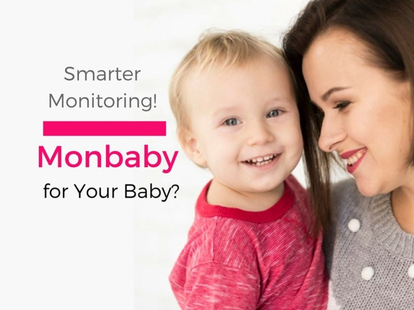 Monbaby Review - Smart Baby Monitor