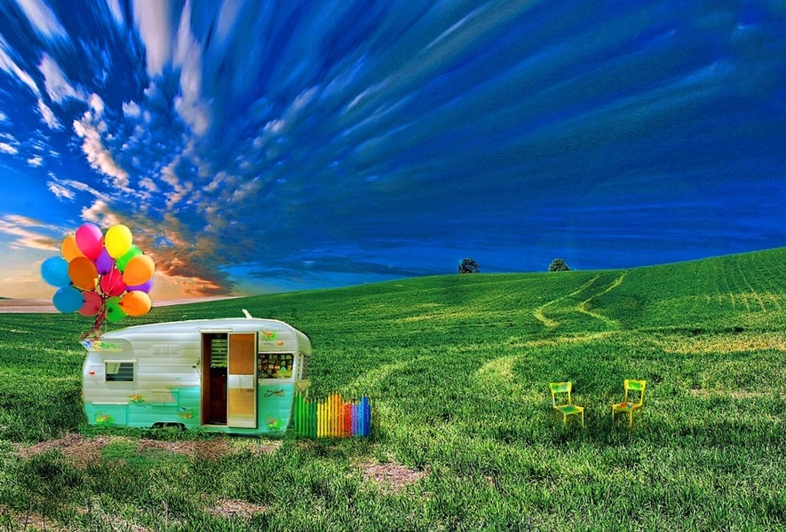 expanding caravan