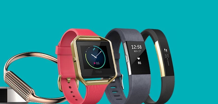 Fitbit and Garmin models