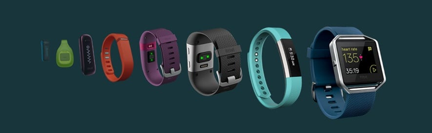 display Fitbit