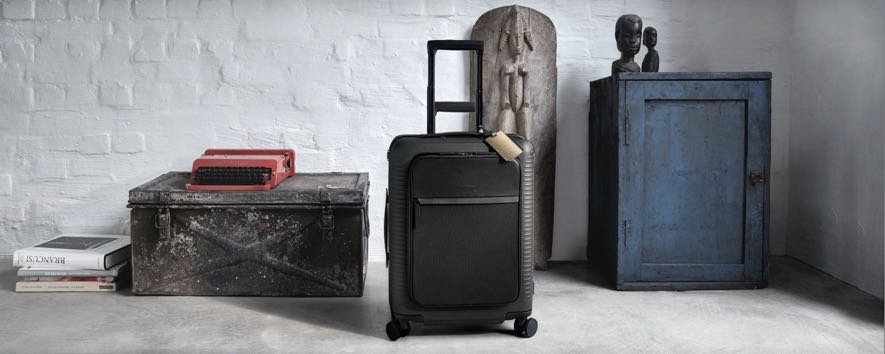 horizn studios smart luggage design