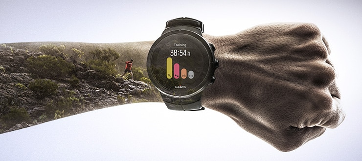 suunto spartan triathlete watch