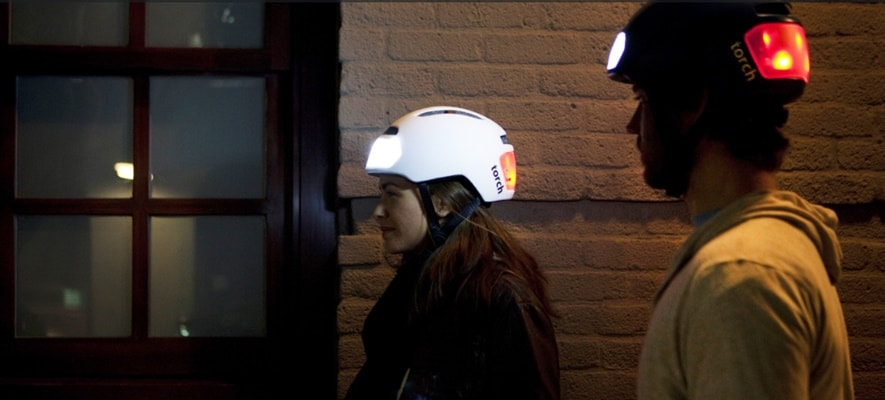 Torch offers a strong entry into the smart helmet fray with its robustly designed helmet.