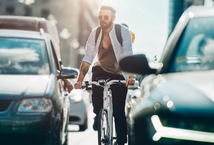 The COBI Smart Bike Navigator offers a large array of options and features.