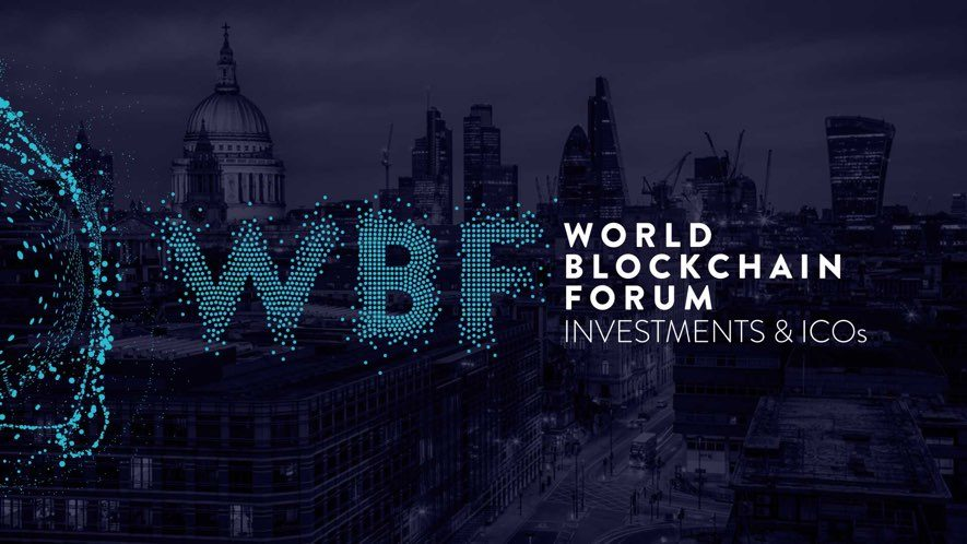 World Blockchain Forum 2017 London