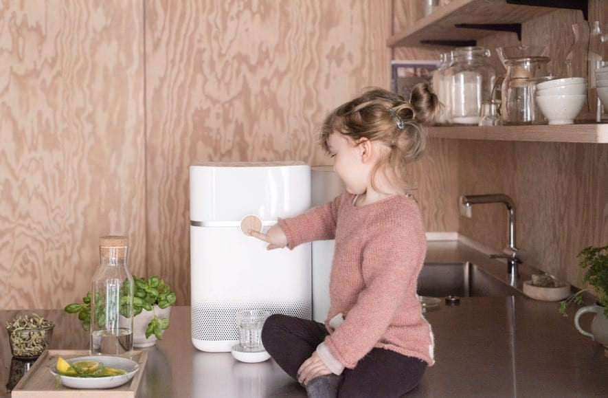 mitte smart water using