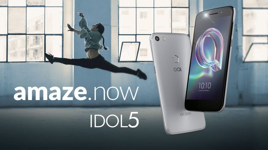 Alcatel IDOL5 Lifestyle