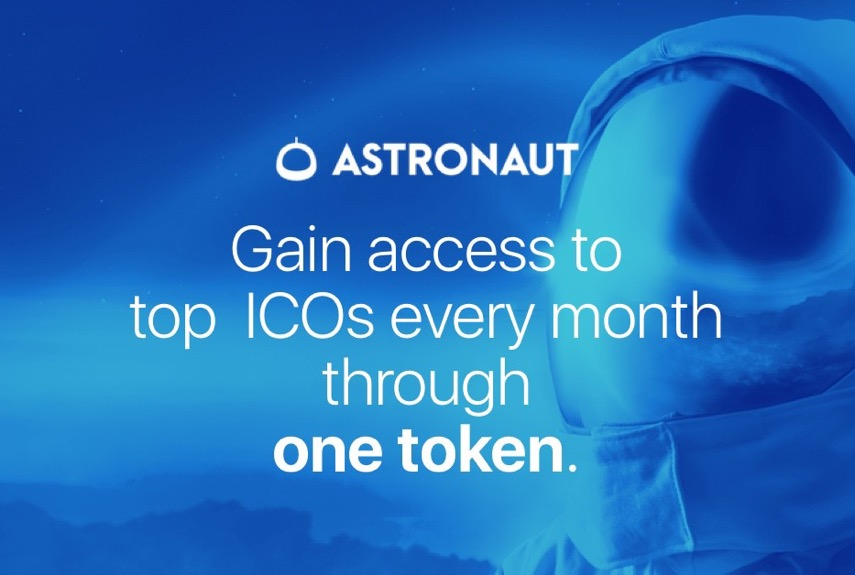 Astronaut Capital Token Investment-ICO