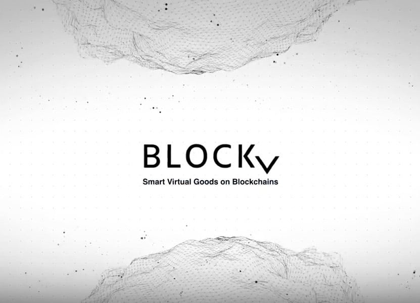 Blockv ICO Digital Goods