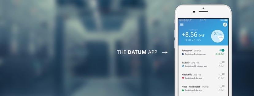 Datum app