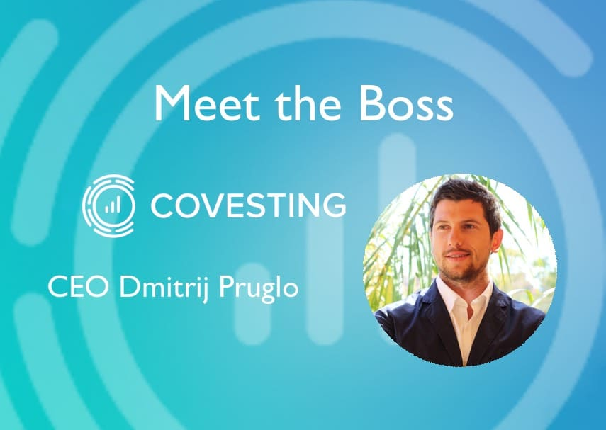 Dmitrij Pruglo Covesting CEO Interview