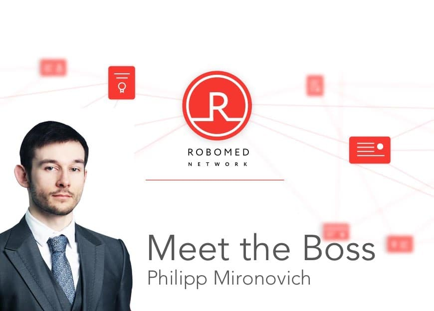 Robomed CEO Philipp Mironovich Interview