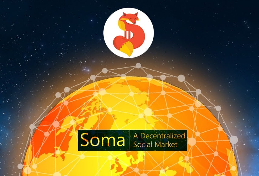 Soma Decentralized social market
