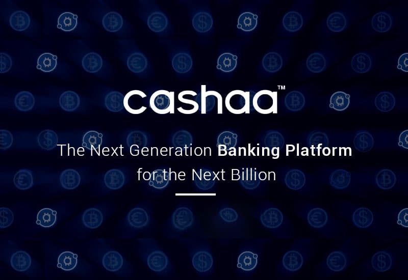 cashaa banking platform ico