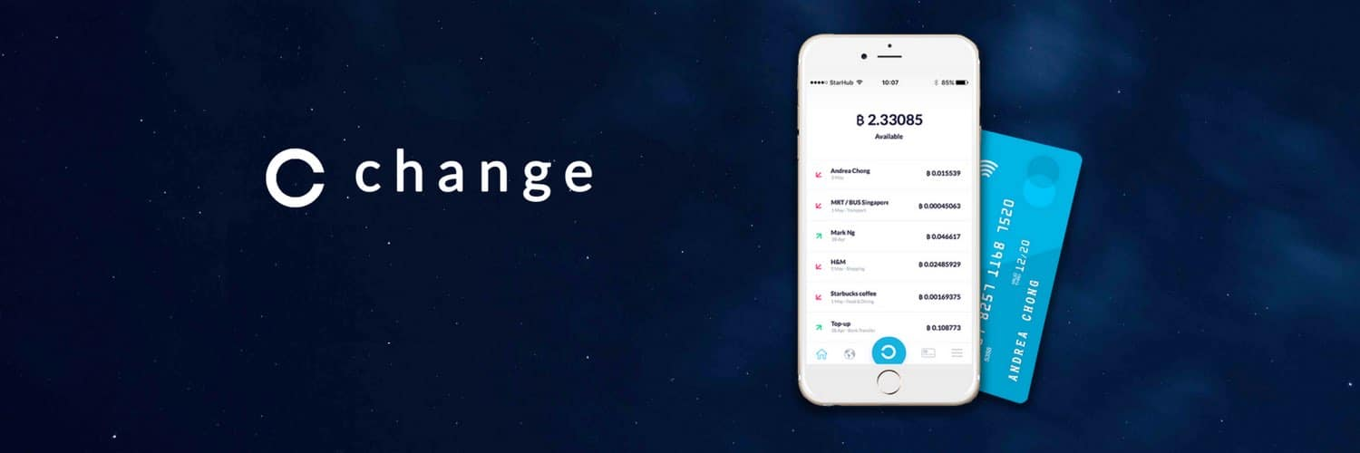 change bank app secure wallet