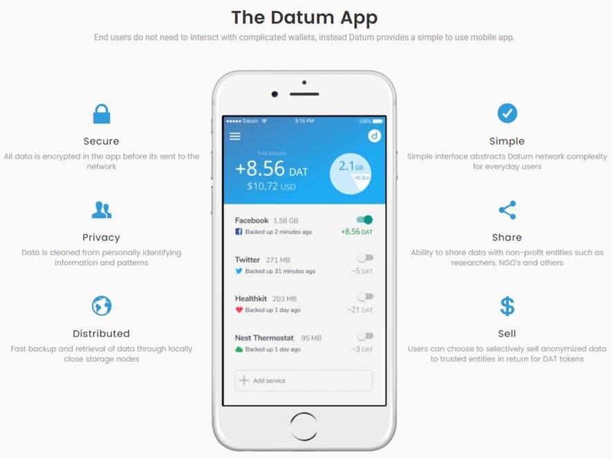 datum app overview