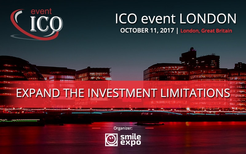 ico event london 2017