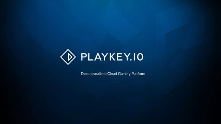 playkey decentralized gaming platform