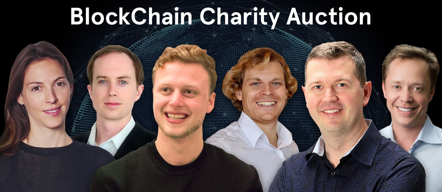 Blockchain Charity Auction
