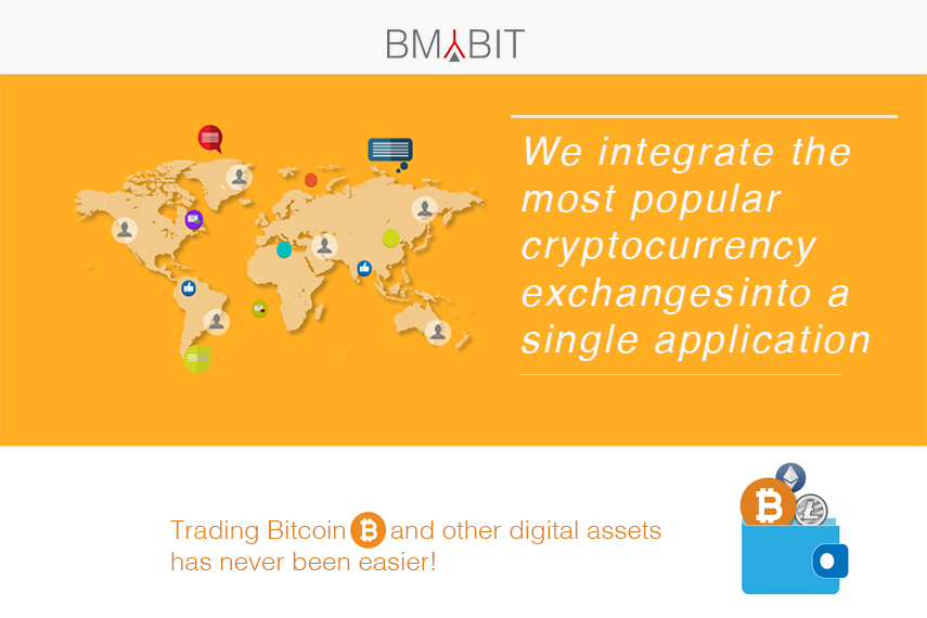 Bmybit bitcoin blockchain cryptocurrency
