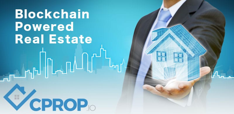 CPROP Blockchain Powered Real Estate interview
