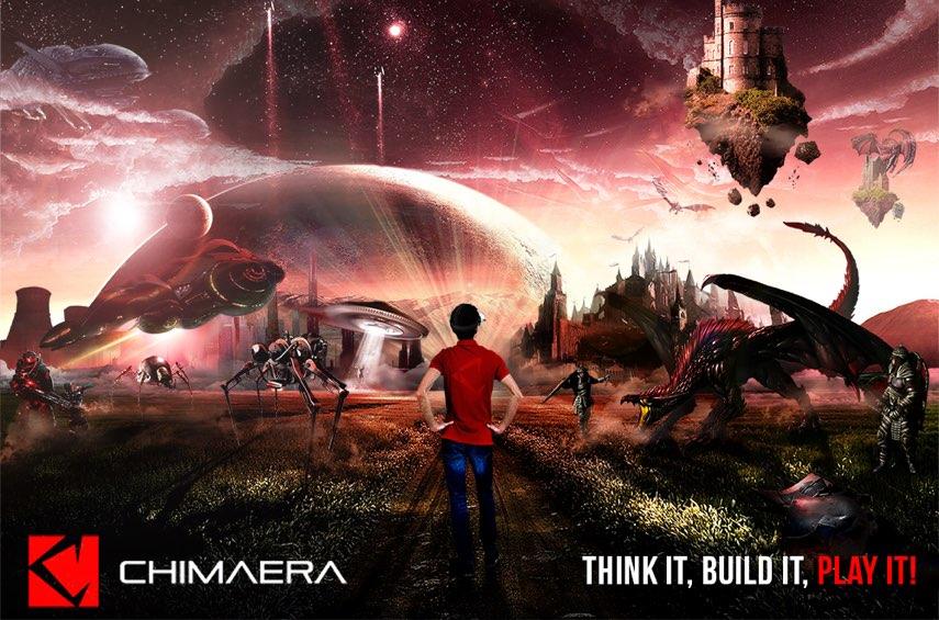 Chimaera ICO Gaming Platform-Blockchain