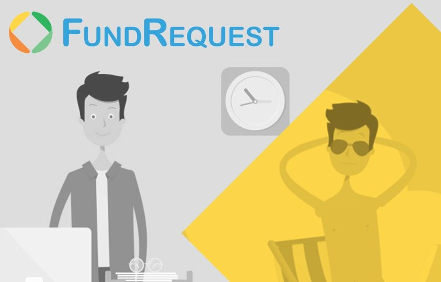 FundRequest ICO reward contribute crypto