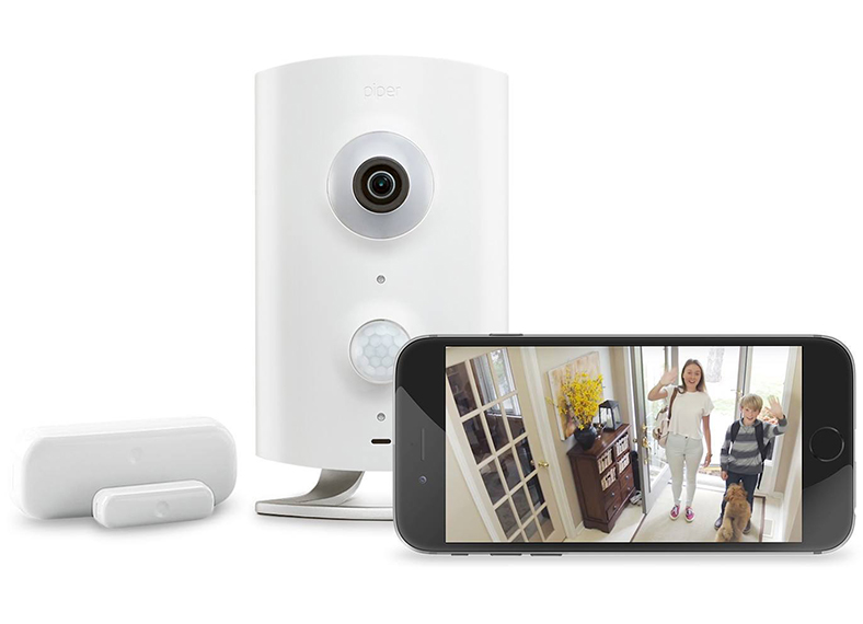 Icontrol-Networks Piper NV security camera