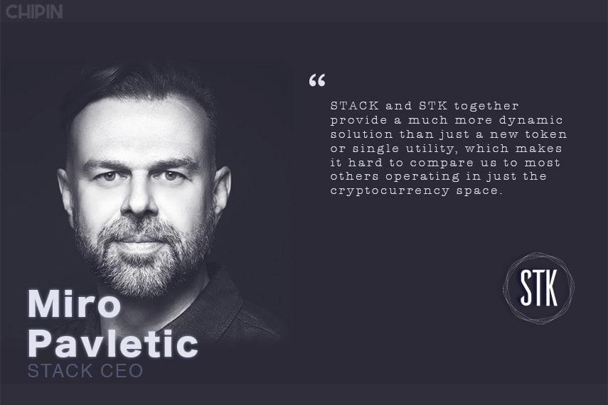Miro Pavletic interview