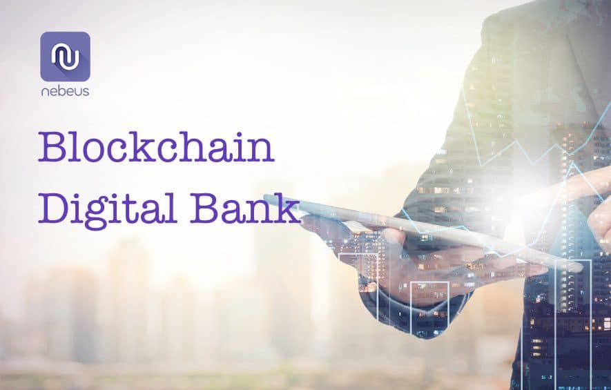 Nebeus ICO Blockchain Digital Bank