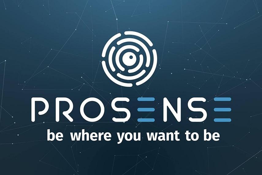 Prosense VR Platform Blockchain
