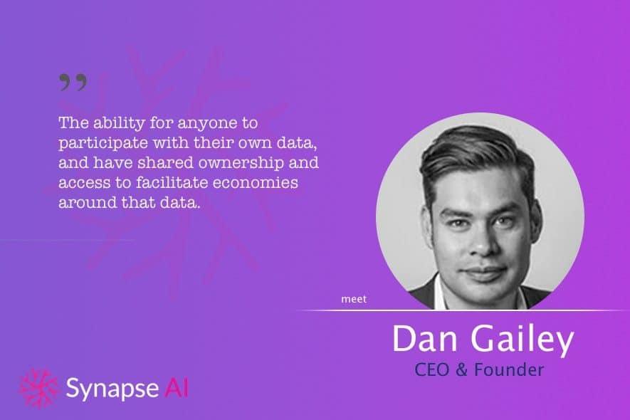 Synapse AI CEO Dan Gailey Interview
