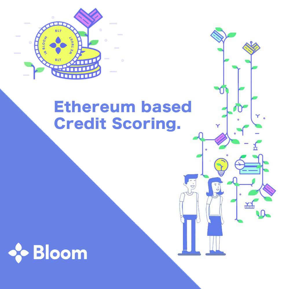 Bloom ICO BLT Token