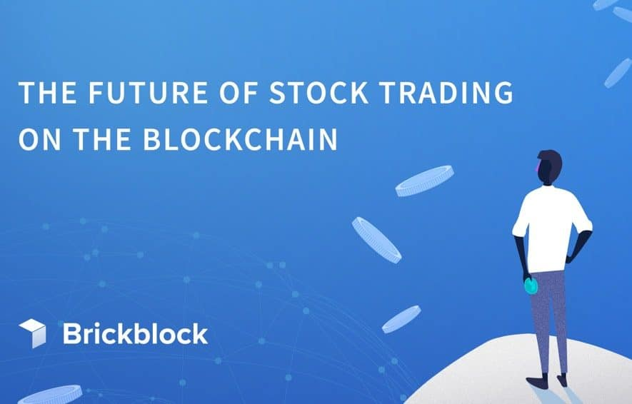 brickblock future blockchain ico trade stock
