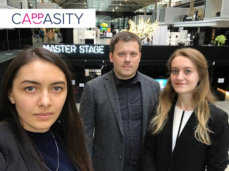 Cappasity CEO Kosta Popov interview blockchain