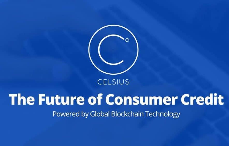 celsius consumer credit blockchain