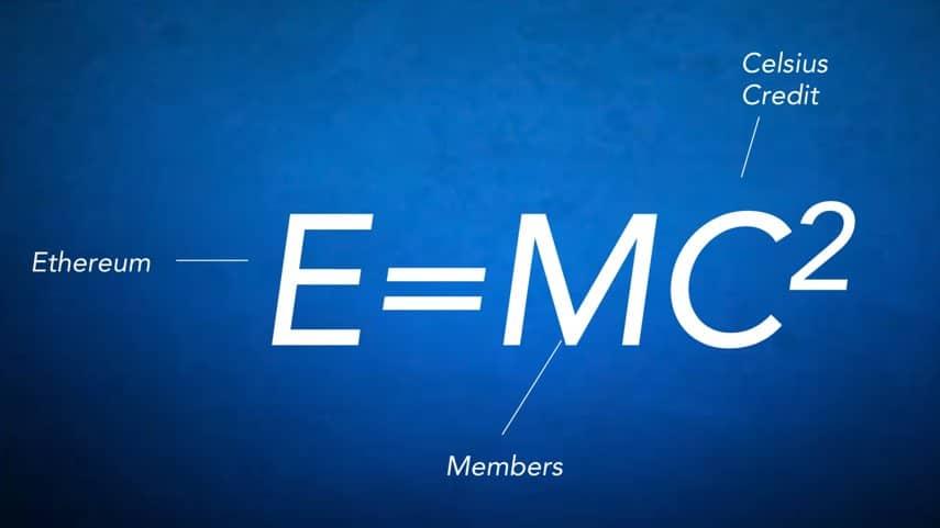 celsius ethereum member credit