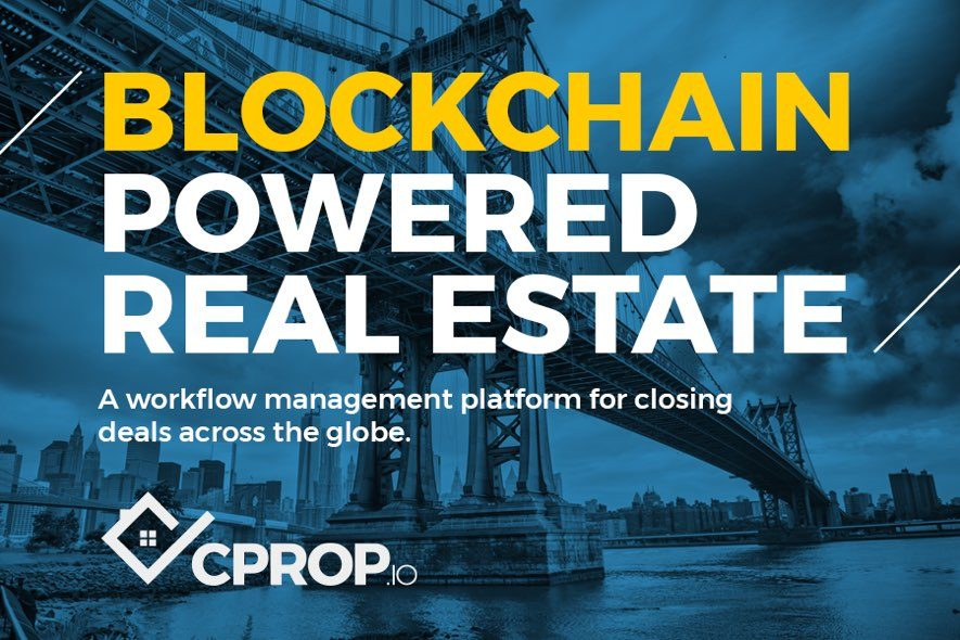 cprop ico blockchain real estate