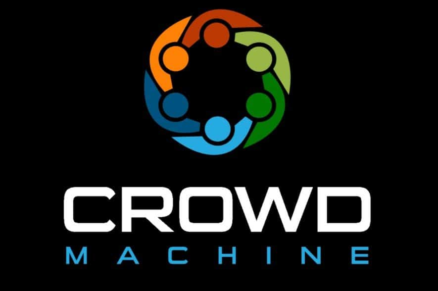 crowdmachine blockchain