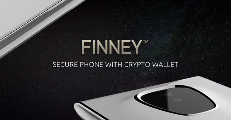 finney secure smartphone