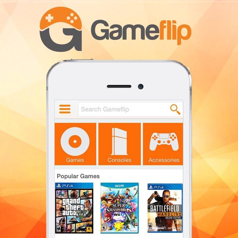 gameflip buy sell games
