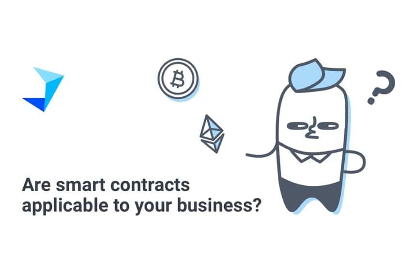 jincor smart contract business