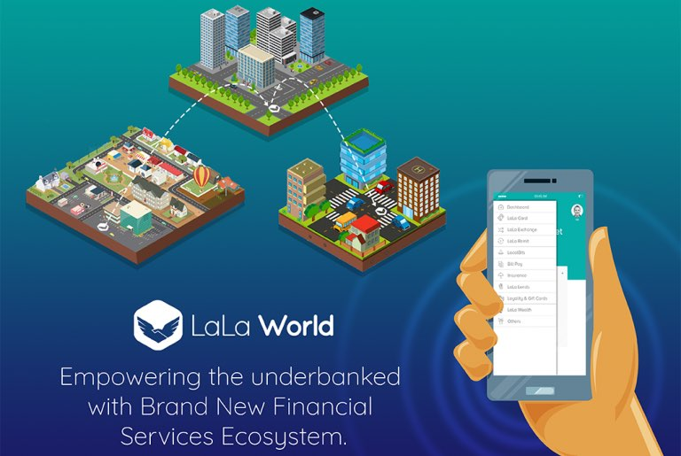 lala world unbanked finance