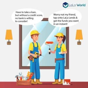lalaworld lending