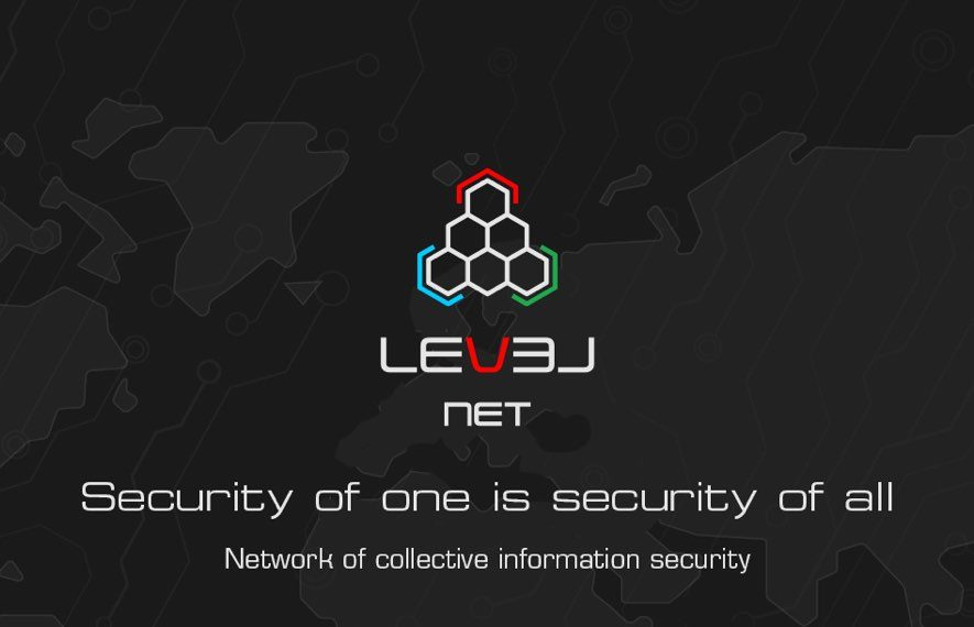 levelnet ico collective security