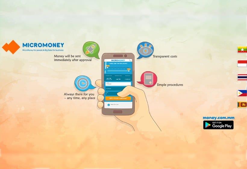 micromoney ico microlending platform