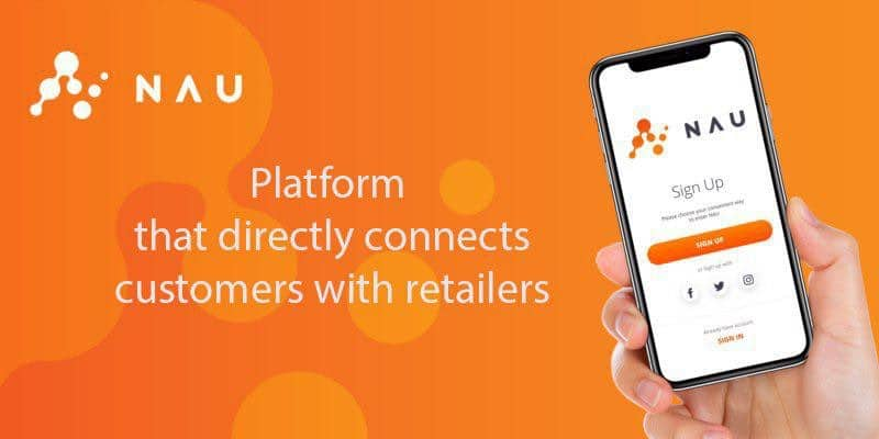 nau ico platform customer retailer